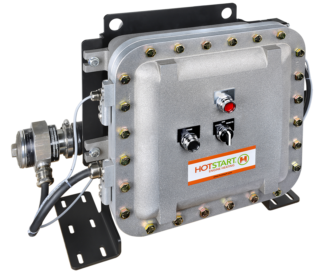 Hotstart Launches Small Capacity Coolant Heating System