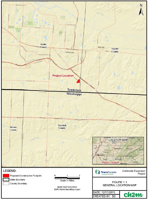 Construction To Begin On Collierville Expansion Project Gas