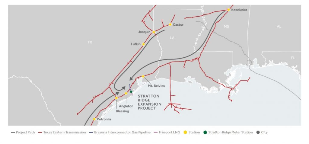 Stratton Ridge Expansion Project Moves Forward | Gas