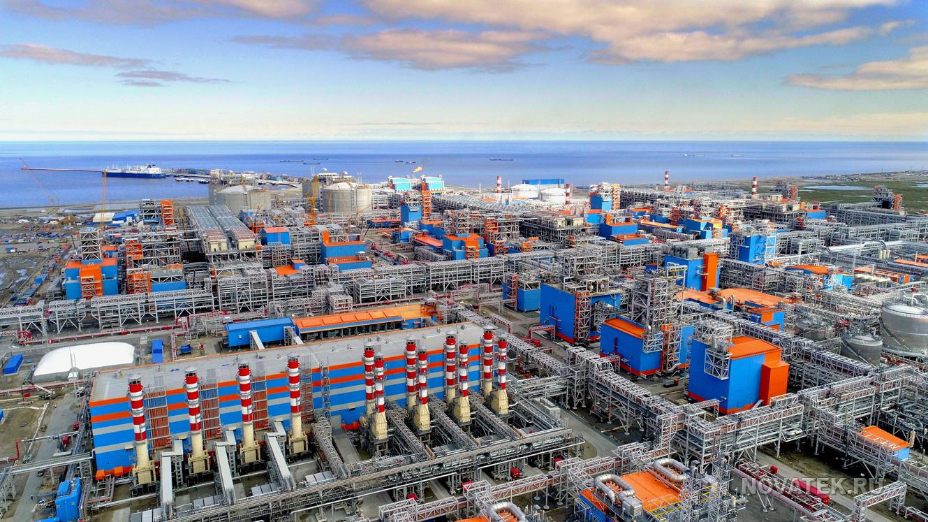 Siemens Compressors For Arctic LNG-2 Project | Gas