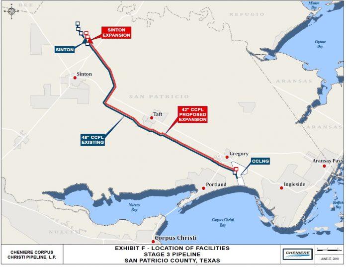Corpus Christi LNG Project Clears FERC Hurdle | Gas Compression Magazine