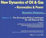 Gas Electric Webinar — May 6